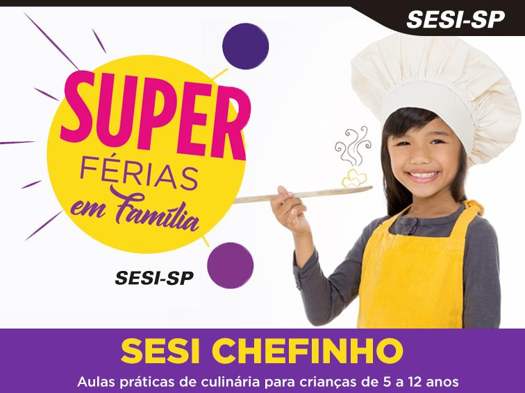 Aulas de culinária infantil para crianças de 5 a 12 anos