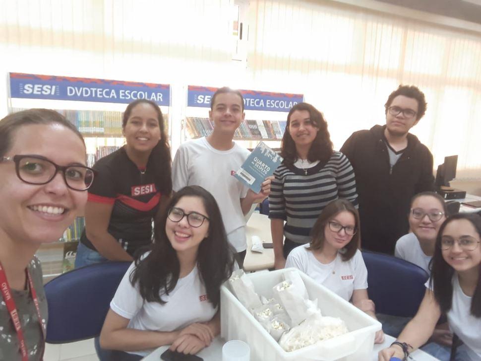 Escola SESI Jaboticabal cria Clube do Livro para incentivar a leitura