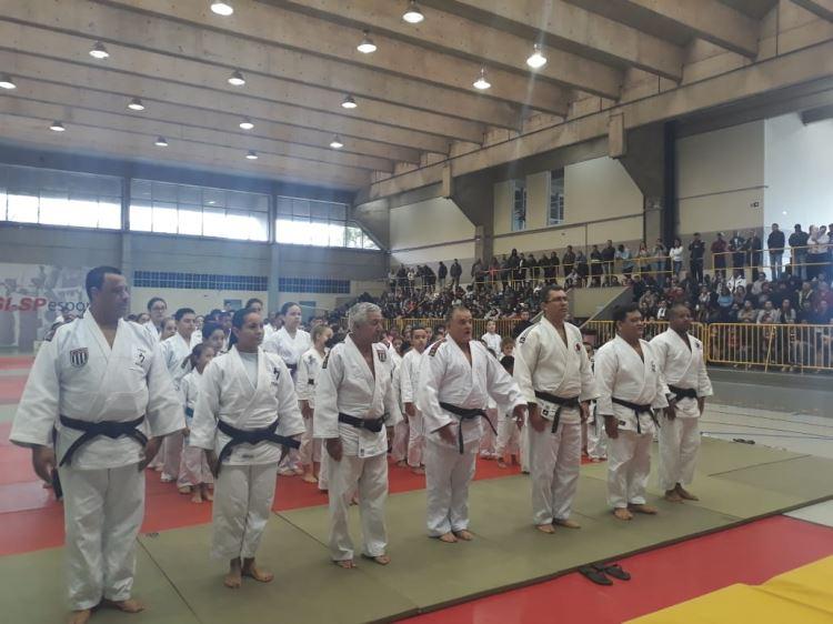 1º Festival de Judô SESI Mauá