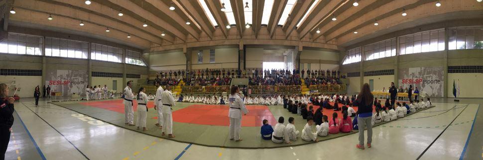 Festival de Judô do SESI Mauá reúne público de mais de 700 pessoas