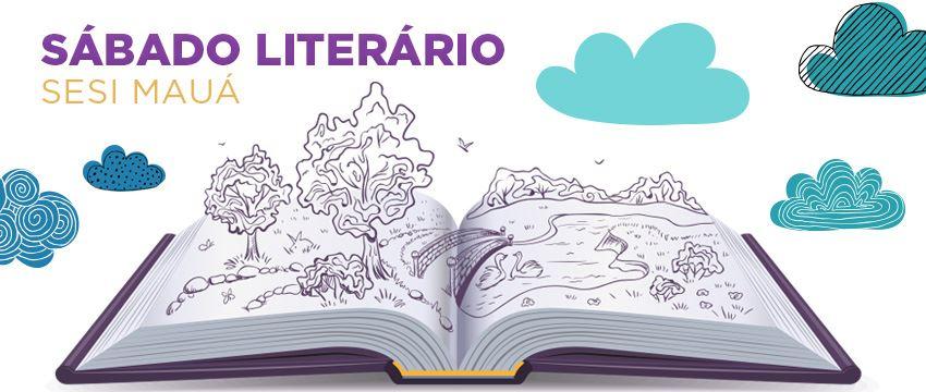 Sábado Literário - Especial dia das Crianças