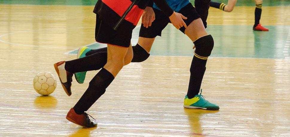 Nova modalidade no Programa Atleta do Futuro: Futsal