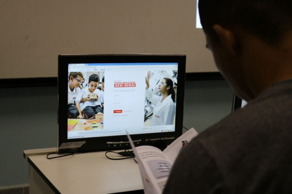 Município de Aguaí inicia aulas EAD ao firmar parceria com SESI-SP