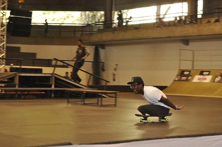 Skate - Etapa Osasco