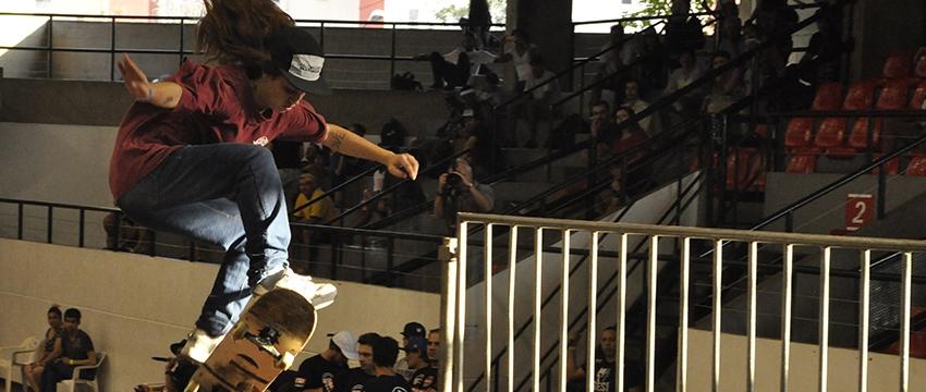 Sucesso! Mais de 1.400 pessoas participaram da 1ª etapa do Circuito Paulista SESI-SP de Skate