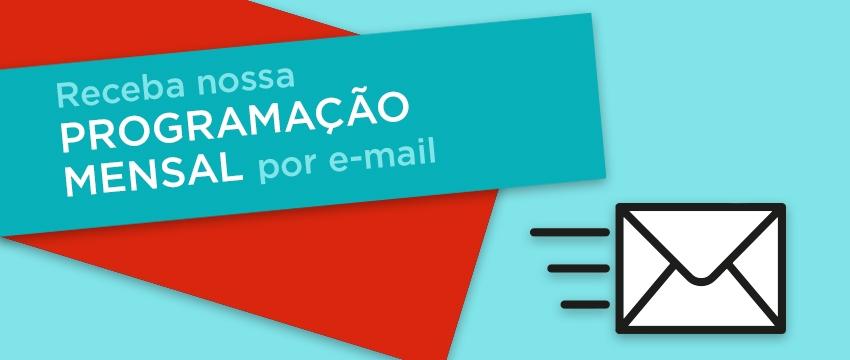 Receba Programação Mensal do SESI Vila Leopoldina