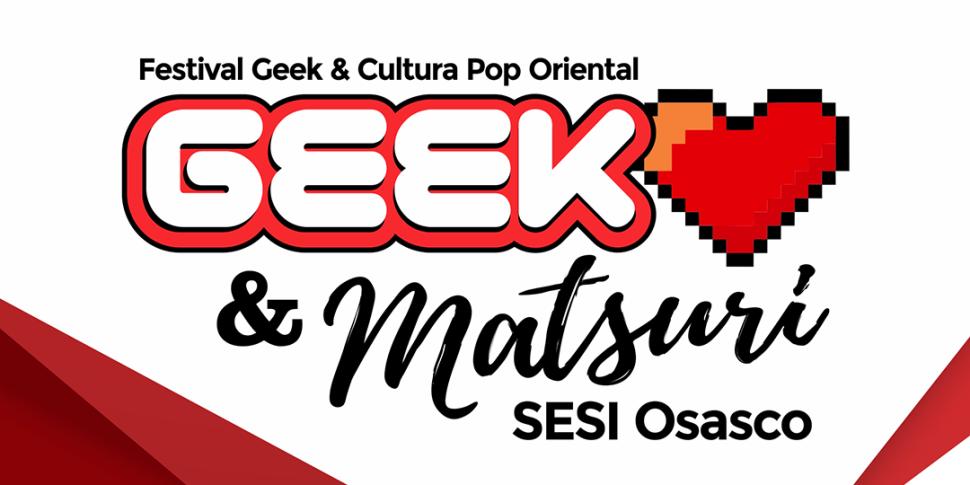 Festival Geek e Cultura POP Oriental gratuito pra você! Dias 1 e 2/6!