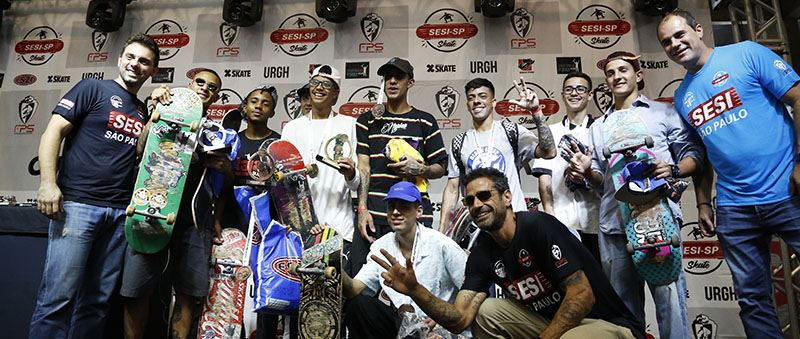 Confira como foi a última etapa do Circuito Paulista SESI Skate aqui no SESI Osasco