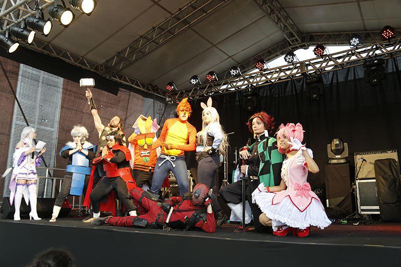 2ª Edição do Festival Geek & Matsuri SESI Osasco reúne mais de 9.000 pessoas
