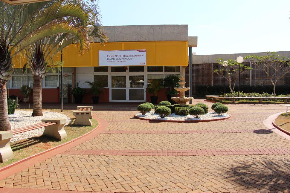 Processo Seletivo Rede Escolar SESI-SP Santa Cruz do Rio Pardo