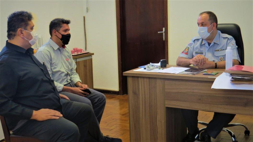 Polícia Militar de Piracicaba e região inicia parceria com o Sesi