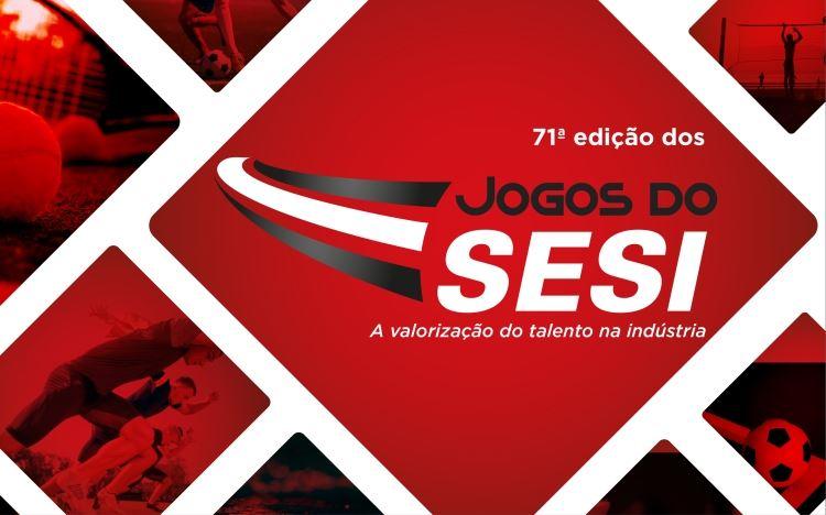 Confira os horários das finais dos Jogos do SESI neste final de semana, em Presidente Epitácio