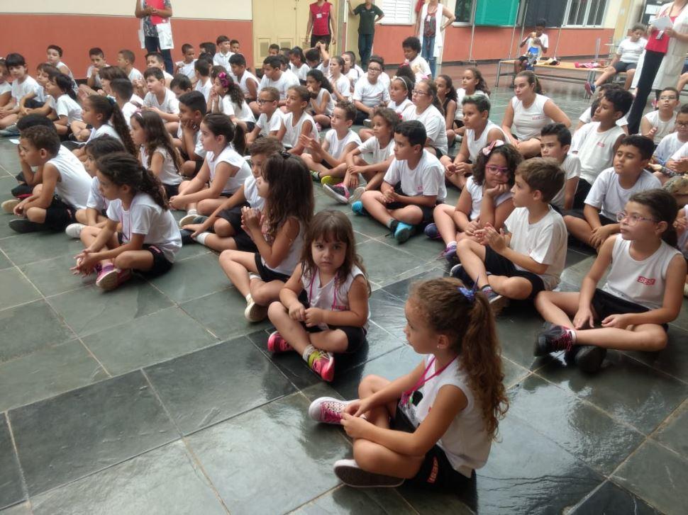 Escola SESI de Santo Anastácio recebe quase 400 alunos em primeira semana de aula