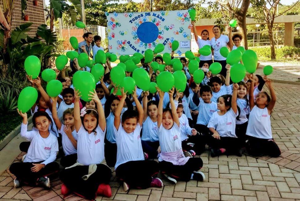 Ações educativas marcam o Dia Mundial do Meio Ambiente no SESI Presidente Epitácio
