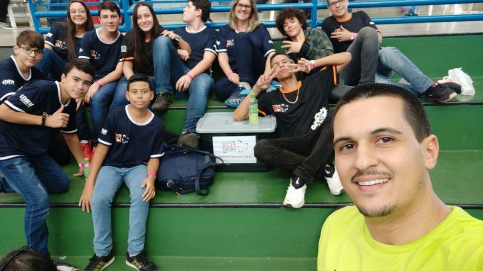 Equipe SESI FOX HEAD, do SESI de Presidente Epitácio, garante vaga em campeonato estadual