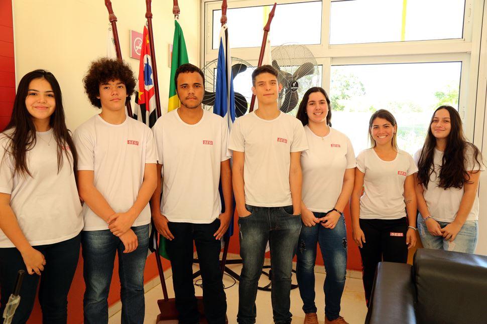Alunos do SESI Presidente Epitácio são aprovados na Olimpíada do Saber