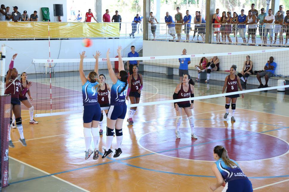 Jogos do SESI reúne cerca de 1.000 atletas-trabalhadores neste final de semana em Presidente Epitácio