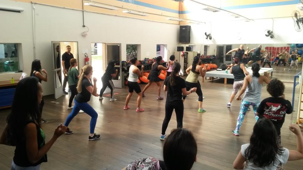 O SESI Campinas Amoreiras abre inscrição para as aulas de ritmos