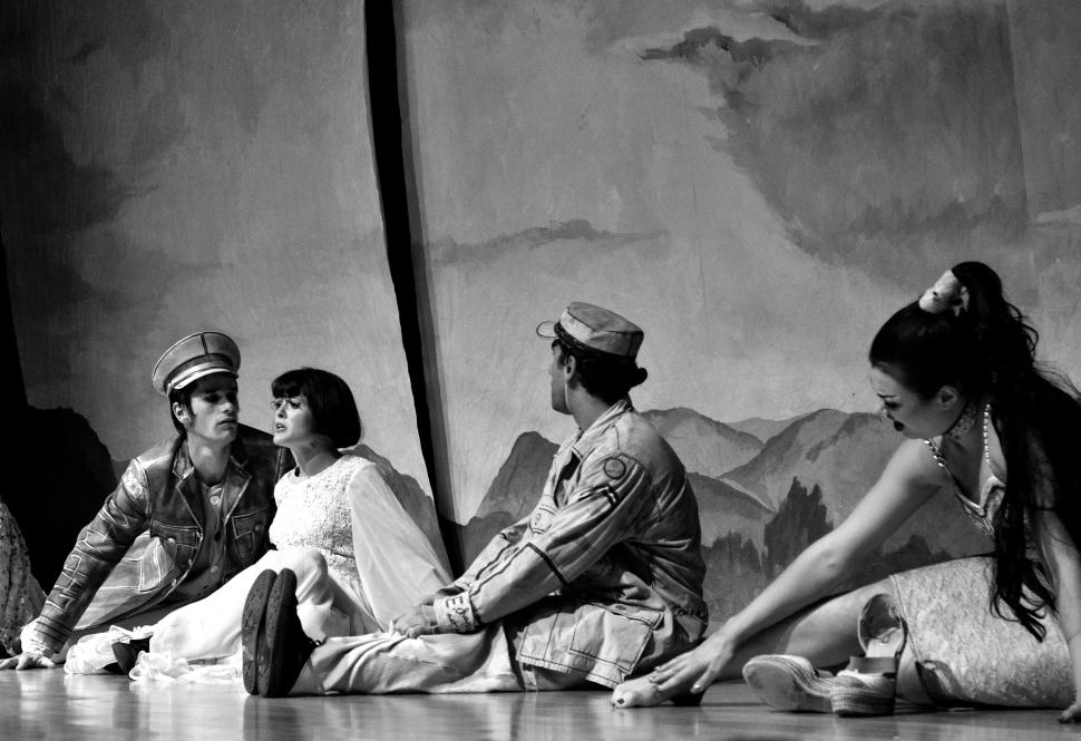 Espetáculo vencedor do Edital estadual vem para o teatro do SESI Campinas Amoreiras