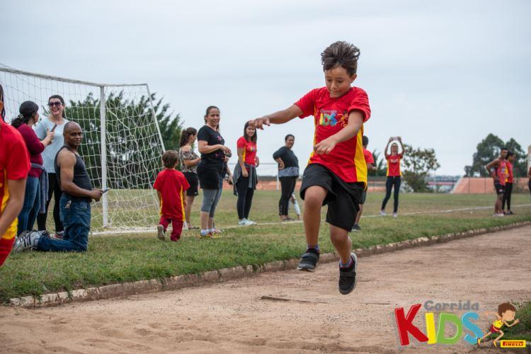 corrida kids pirelli