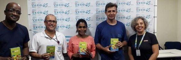 Vecoflow recebeu equipe do SESI Amoreiras para divulgar o Atendimento coletivo