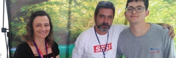 Citratus recebeu equipe do SESI Amoreiras para divulgar o Atendimento Coletivo