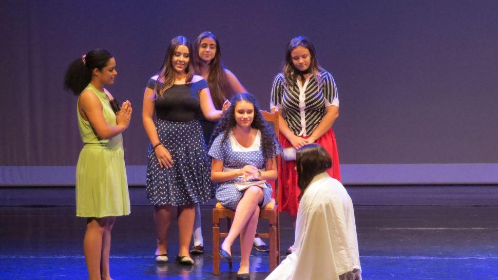 SESI Amoreiras oferece curso de teatro gratuito