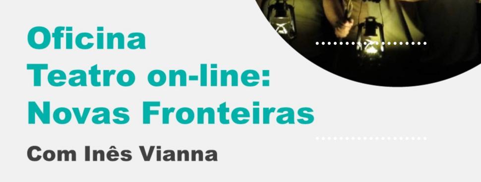 Teatro online: novas fronteiras
