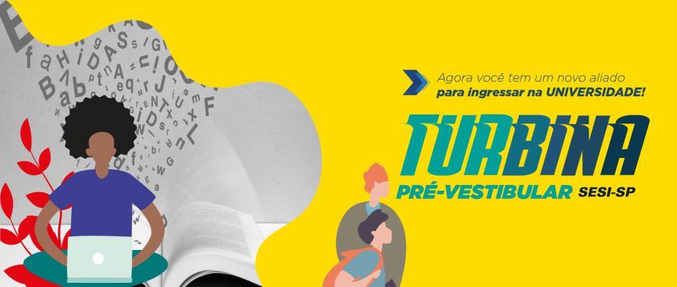 Sesi Amoreiras abre inscrições para cursinho pré-vestibular