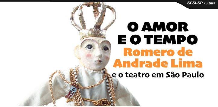Exposição no Sesi Campinas Amoreiras traz, de Recife, Romero de Andrade Lima