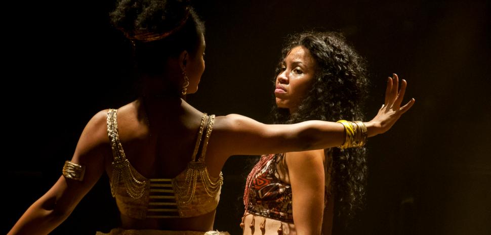 Sesi Amoreiras recebe a história da primeira bailarina negra do Theatro Municipal do Rio de Janeiro