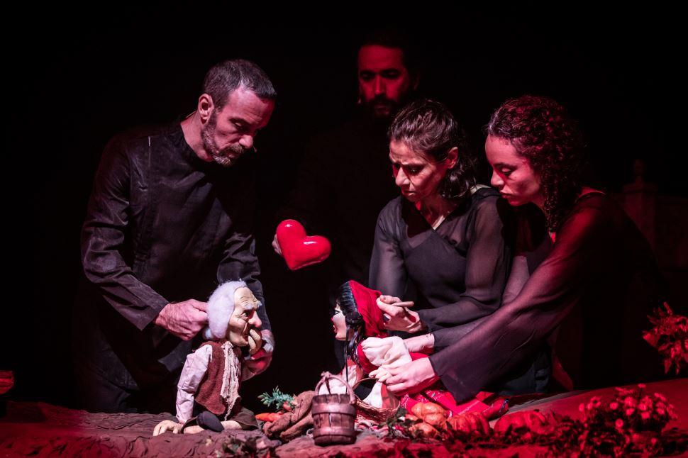 Sesi Amoreiras recebe teatro de bonecos com a peça O Velho da Horta
