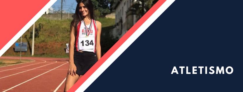 Jogos escolares: Aluna do Sesi Amoreiras é ouro no atletismo