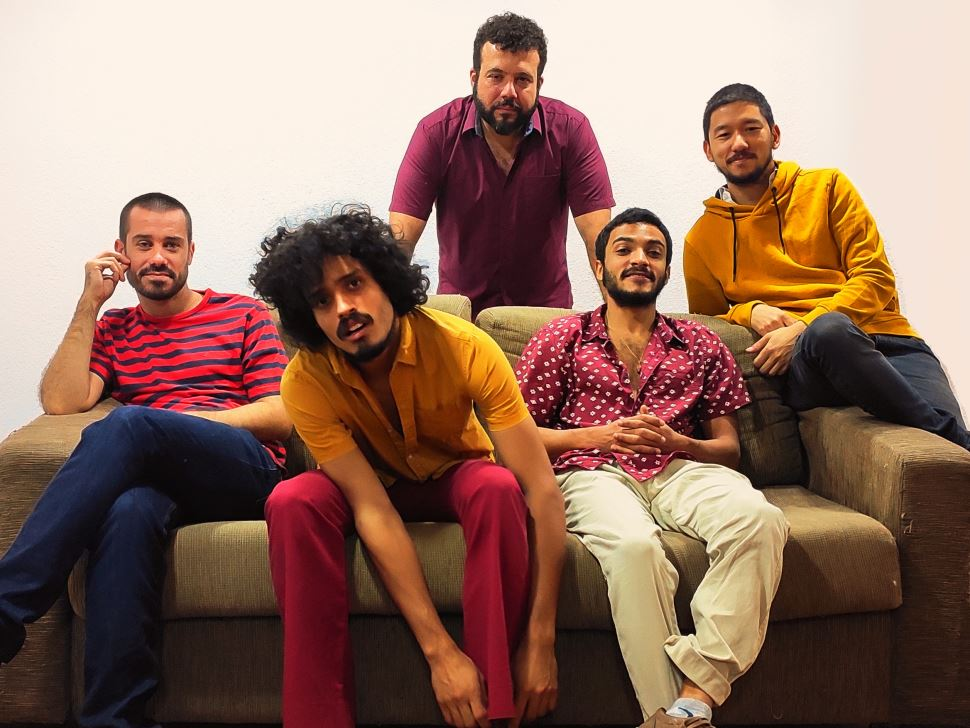Forró Xelengodengo faz show no Teatro do Sesi Amoreiras