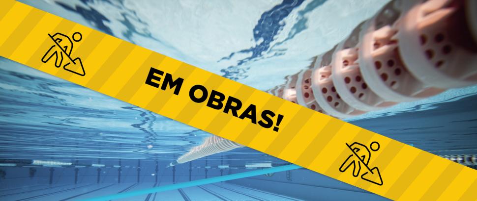 A partir do dia 11/3, as piscinas do SESI Ribeirão Preto estarão interditadas para reformas