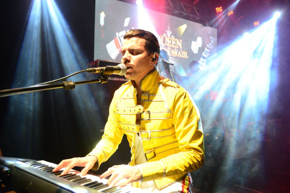 Sesi Ribeirão Preto recebe show em Tributo ao Queen