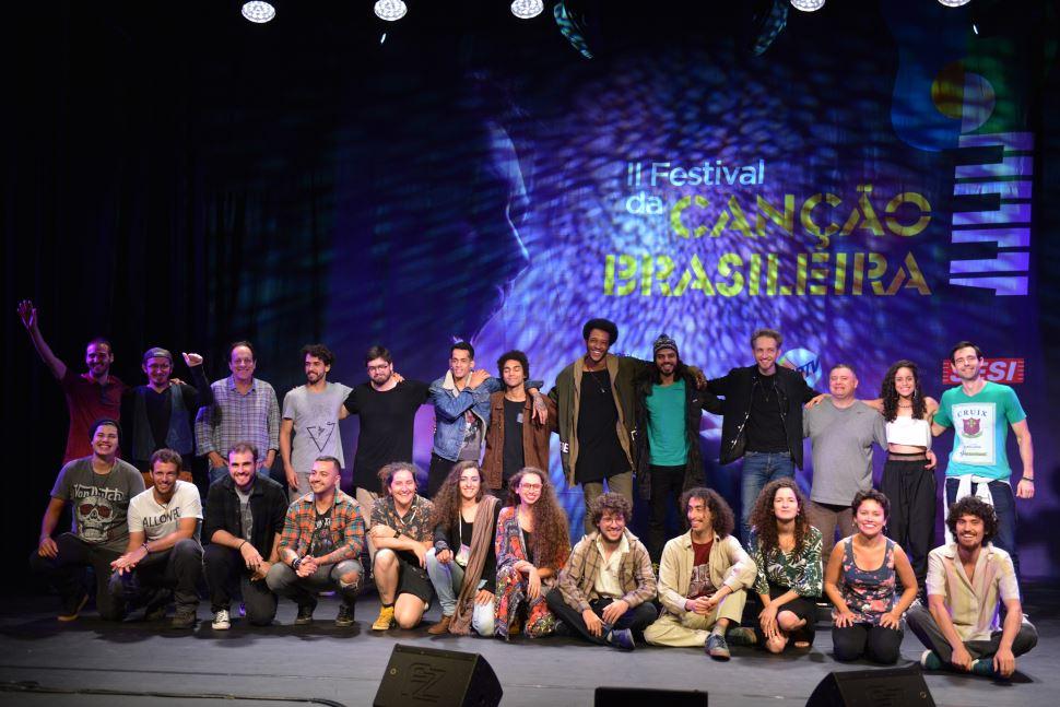 FINAL DA 2ª EDIÇÃO DO FESTIVAL DA CANÇÃO BRASILEIRA ACONTECE NO SESI PIRACICABA