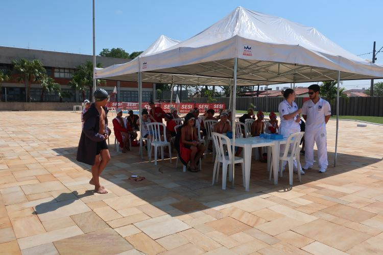 LIGA SESI - ETAPA RIO CLARO
