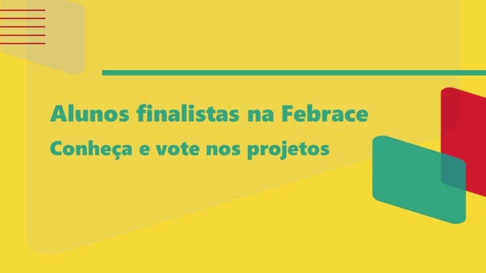 Alunos do Sesi são finalistas em Feira Brasileira de Ciências