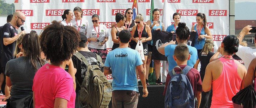 Furious Race - corrida de obstáculo foi um sucesso nos Jogos do SESI