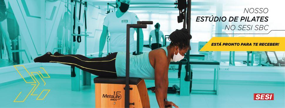 Estúdio de Pilates: agende uma aula experimental grátis