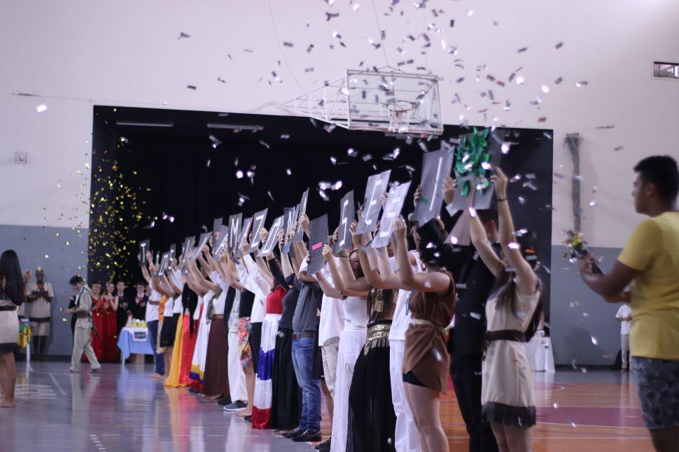 Mini Mostra Cultural na Escola SESI São Caetano do Sul