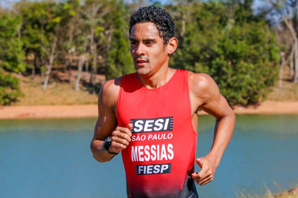 Manoel Messias é eleito Melhor Atleta de Triathlon do Ano pelo Prêmio Brasil Olímpico