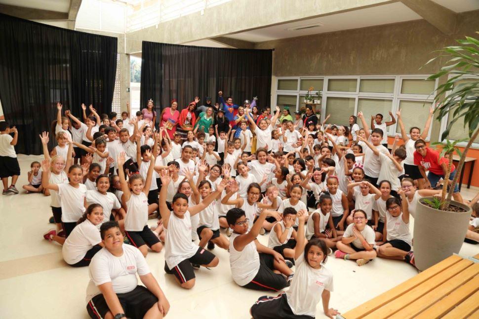 Inscrições abertas para Vagas Remanescentes na Escola SESI Descalvado