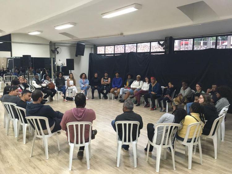 Roda de conversa: o negro na sociedade brasileira