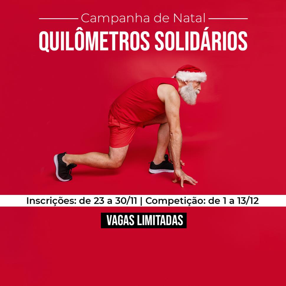 Quilômetros Solidários