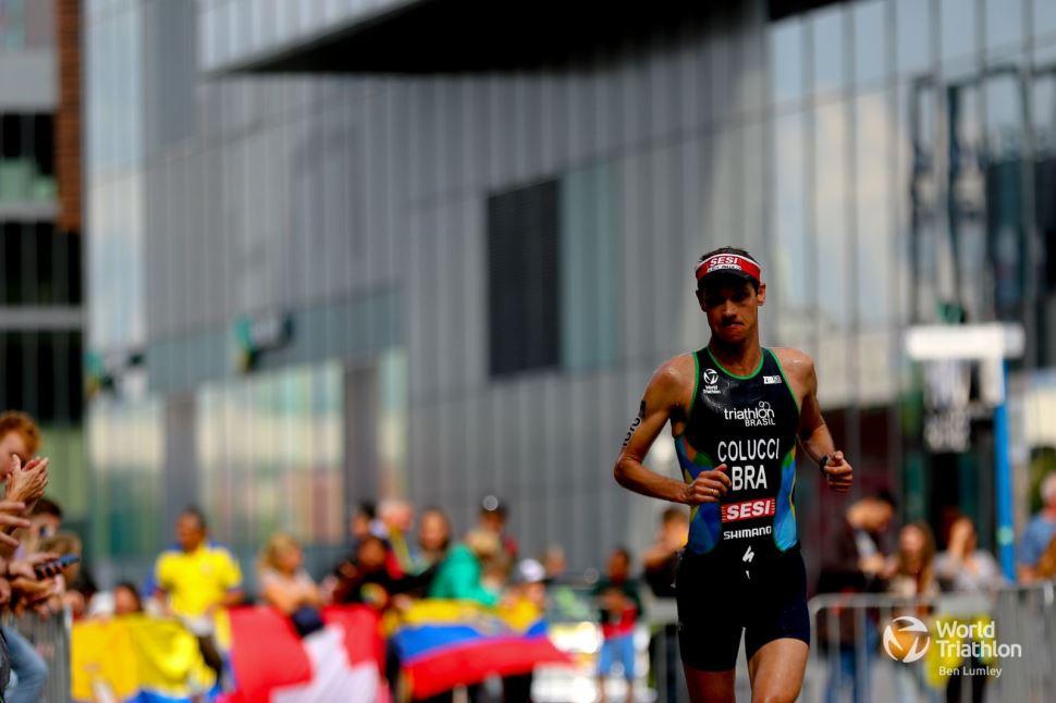 Reinaldo Colucci conquista medalha de bronze em Mundial na Holanda