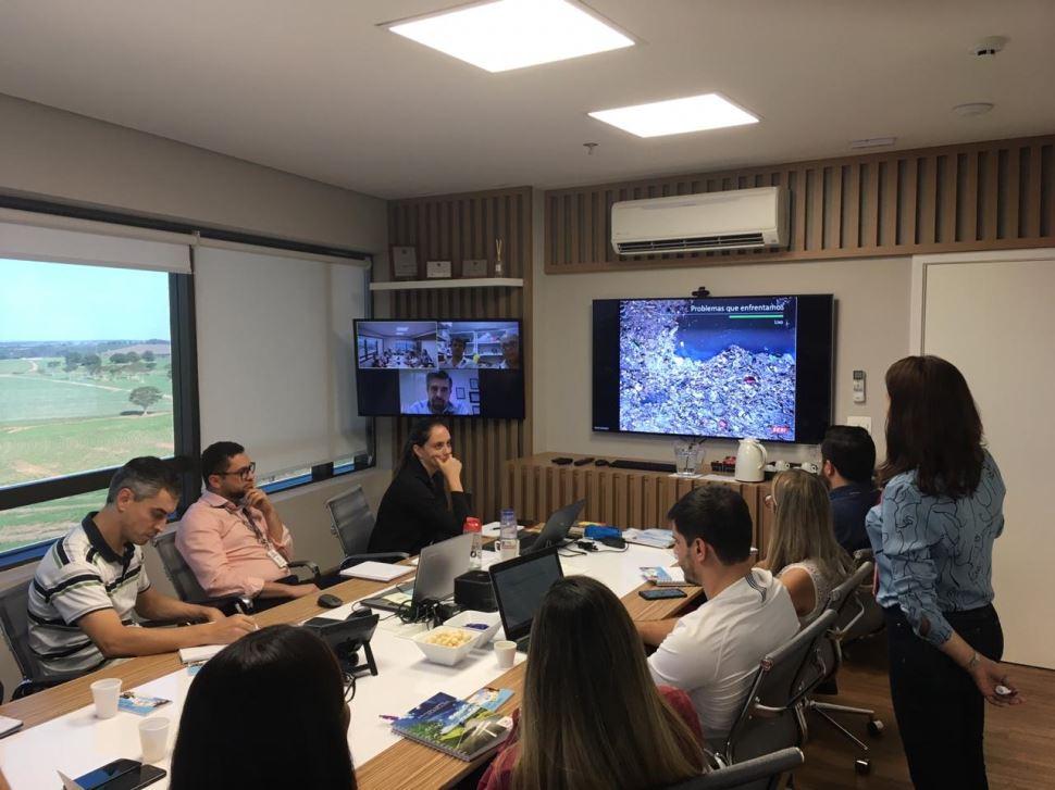 SESI São José do Rio Preto oferece consultoria em sustentabilidade à Transportadora Veronese