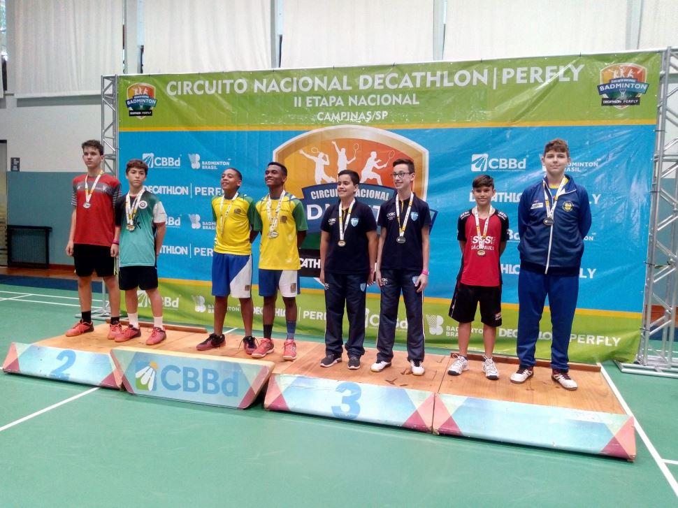 SESI São José do Rio Preto tem dois representantes na equipe estadual para disputar os Jogos Escolares da Juventude