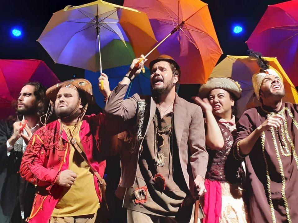 Curso anual de teatro, módulo Múltiplas Linguagens, está com inscrições gratuitas abertas no SESI Rio Preto